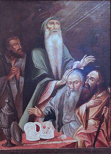 Generations of Noah - Wikipedia