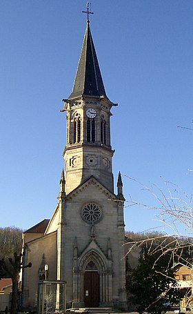 Église Saints-Calixte-et-Julien.