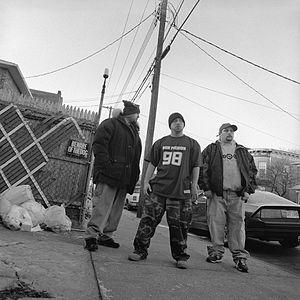 Non Phixion - NYC 1998