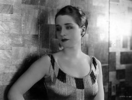 Norma Shearer in A Slave of Fashion