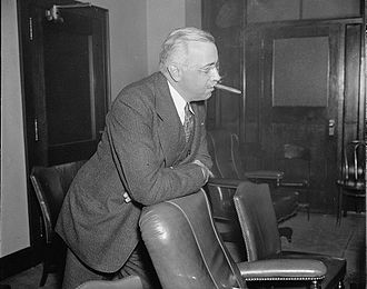 Norman S. Case - Case during his time with the FCC