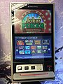 Norsk Tipping Multix Joker Poker spilleautomat, Ågotnes Bensin og Storkiosk, Sotra 2017-10-31 e.jpg