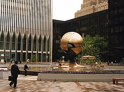 North Tower and 6 World Trade Center from WTC Plaza.jpg