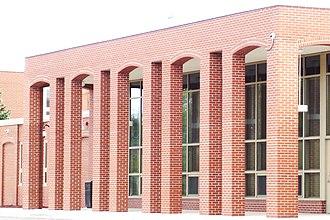 Richwood, Ohio - Image: North Union High School