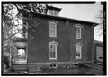 North side - Austin-Whittemore House, 15 Austin Street, Vermillion, Clay County, SD HABS SD,14-VERM,1-4.tif