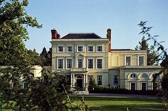 Jack Barnato Joel - Northaw House