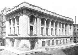 Northern Trust - Image: Northern Trust Company Building 1907