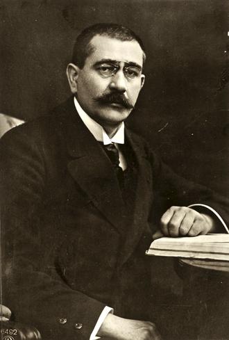 Gustav Noske - Gustav Noske, c. 1918.