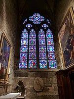 Notre-Dame de Paris - Inside colorful glass window.jpg