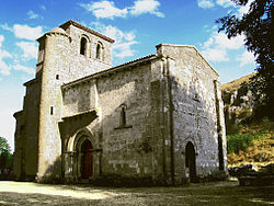 Nuestra Señora del Valle basilica (12th century)
