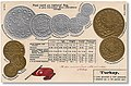 Numismatic postcard from the early 1900's - Ottoman Empire 01.jpg