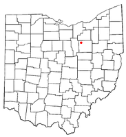 Location of Congress, Ohio