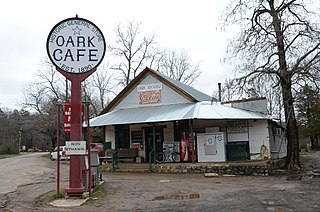 Oark, Arkansas Unincorporated community in Arkansas, United States