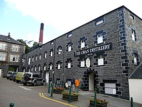 Image illustrative de l'article Oban (distillerie)