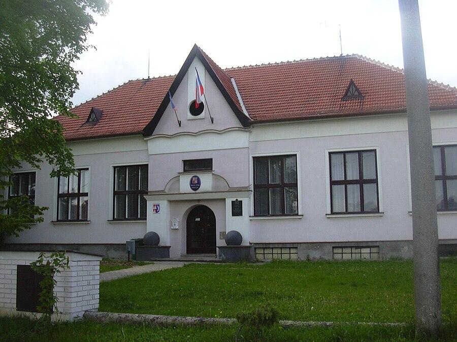 Rybníček (Vyškov District)