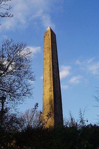 Cleopatra's Needle - The Cleopatra's Needle in New York City