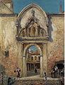 Odelmark Palasttor in Venedig.jpg