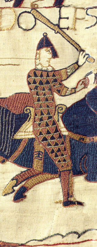 Rebellion of 1088 - A tapestry of Odo of Bayeux