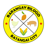 Official seal of Barangay Bilogo