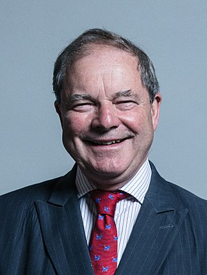 Geoffrey Clifton-Brown (Cotswold MP) - Image: Official portrait of Geoffrey Clifton Brown crop 2