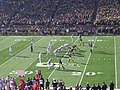 Ohio State vs. Michigan football 2013 09 (Michigan on offense).jpg