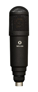 Конденсаторный микрофон Октава МК-319