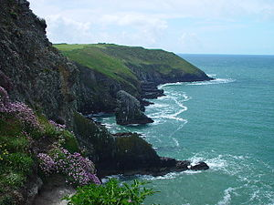 Old Head of Kinsale, Co, Cork.