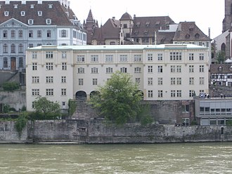 University of Basel - Old University Basel