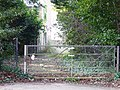 Old gate behind Oldway Mansion, Paignton - geograph.org.uk - 702791.jpg