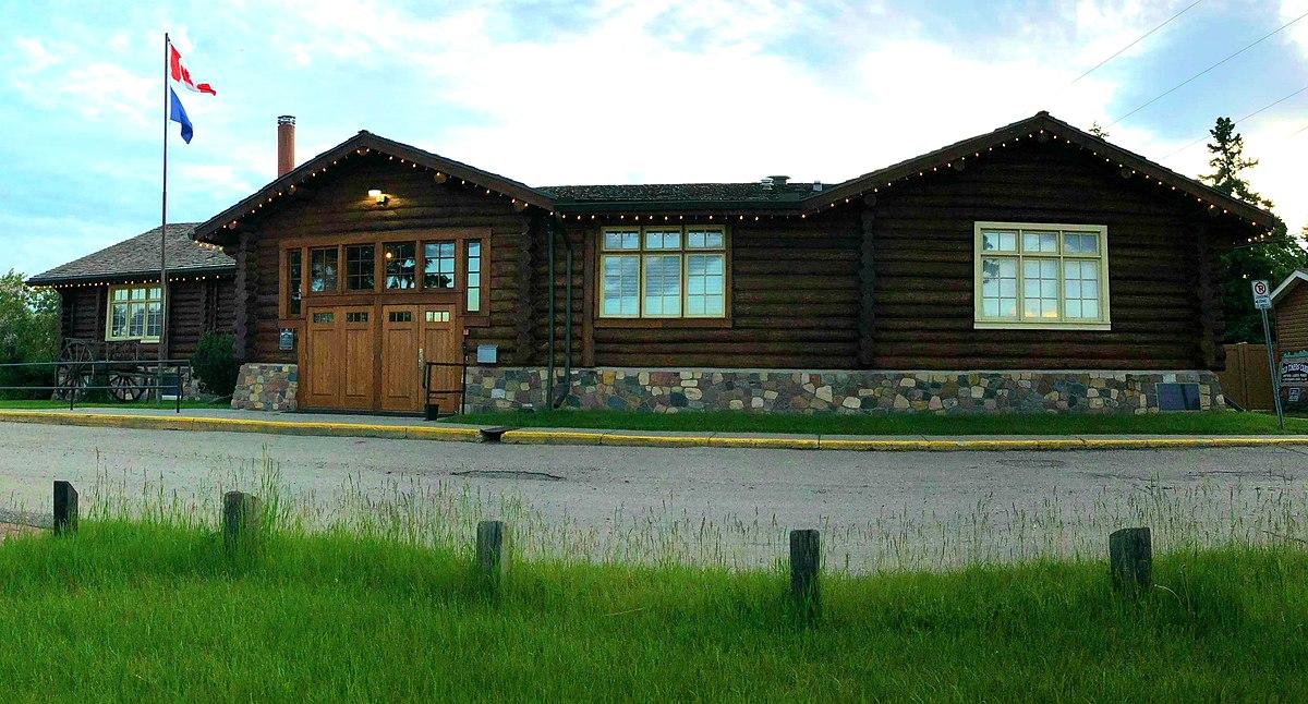 Old Timers Cabin Edmonton Wikipedia