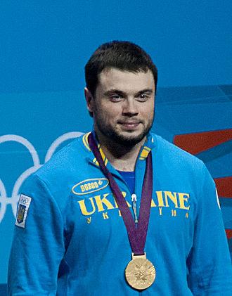 Oleksiy Torokhtiy - Torokhtiy in 2012