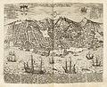 Olissippo quae nunc Lisboa ciuitas amplissima Lusi taniae, ad Tagum … (2673755295).jpg