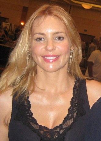 Olivia d'Abo - Olivia d'Abo in July 2010