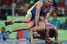 Olympic Freestyle Wrestling in Rio2016 - 75kg 3.jpg