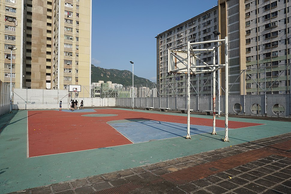 On Ting Estate Basketball Court