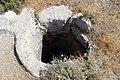 Open pit at Khirbet Zanoah.jpg