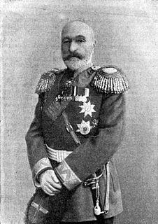 Ivan Makarovich Orbeliani Russian general