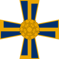 Order of the Cross of Liberty of Finland (heraldic).svg
