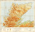 Ordnance Survey Quarter-inch sheet 3 Northern Scotland, published 1966.jpg