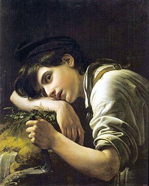 1817 in art - Image: Orest Kiprensky 004