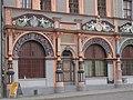 Ornamental Windows of the Cranach House in Weimar.jpg