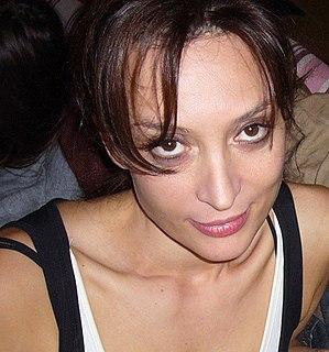 Ornela Vorpsi Albanian photographer and writer