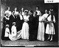 Orth-Mock wedding party 1910 (3191750842).jpg