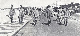 18 of the Copacabana Fort revolt
