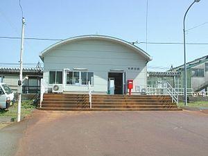 Oshikiri Station - Oshikiri Station, September 2004