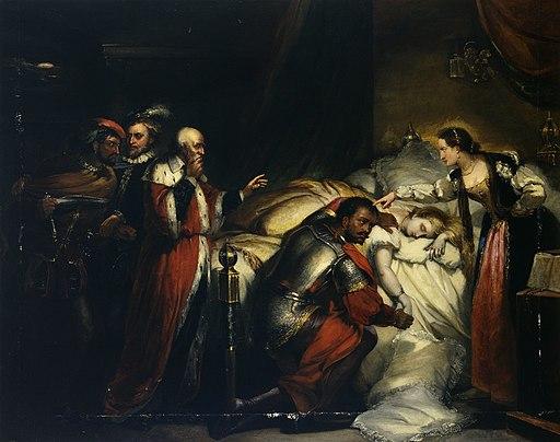 Othello's Lamentation