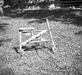 Otroško leseno dvokolo, Blečji Vrh 1949.jpg