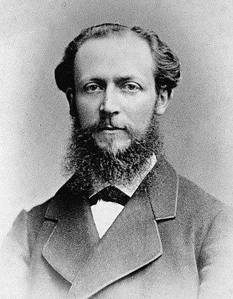 Otto Wallach - Image: Otto Wallach 1880s