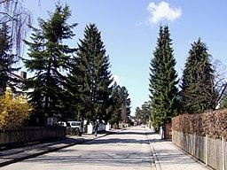 Finkenstraße in Ottobrunn