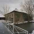 Overzicht stalgebouw vanaf de brug - Klimmen - 20341650 - RCE.jpg